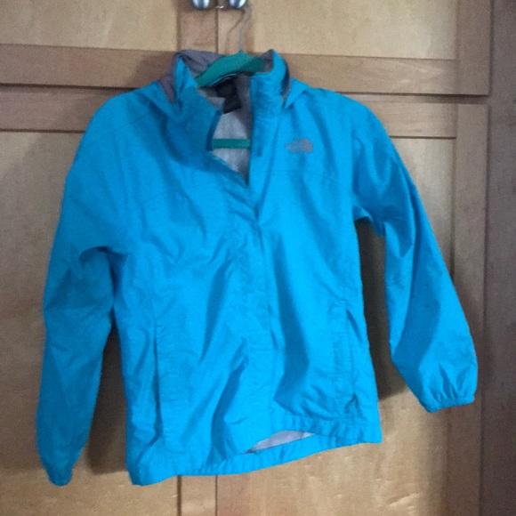 The North Face Jackets & Blazers - Girls Rain Jacket